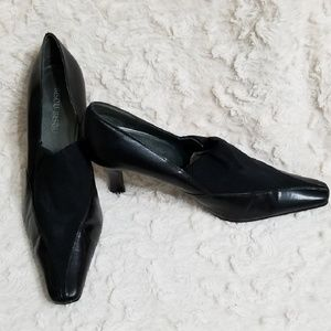 Bisou Bisou Leather Shoes
